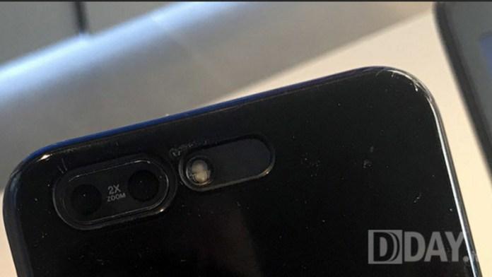 Asus Zenfone 4 Pro posa para a câmara e revela algumas características