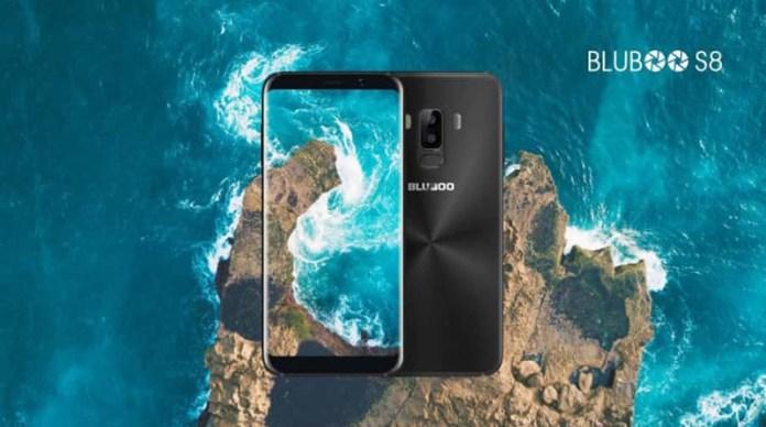 BLUBOO S8 Samsung Galaxy S8 clone