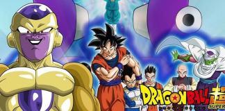 Dragon Ball Super Anime Série Goku