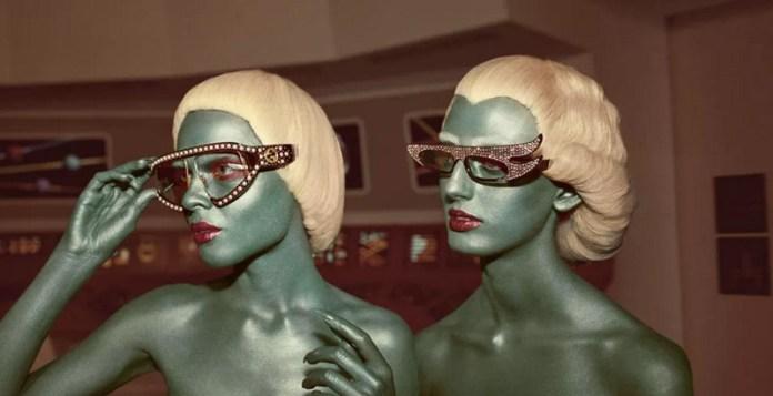 Nova coleção da Gucci com inspiração em Star Trek | Crédito | CNET