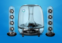Harman Kardon SoundSticks Wireless | Samsung | Bixby