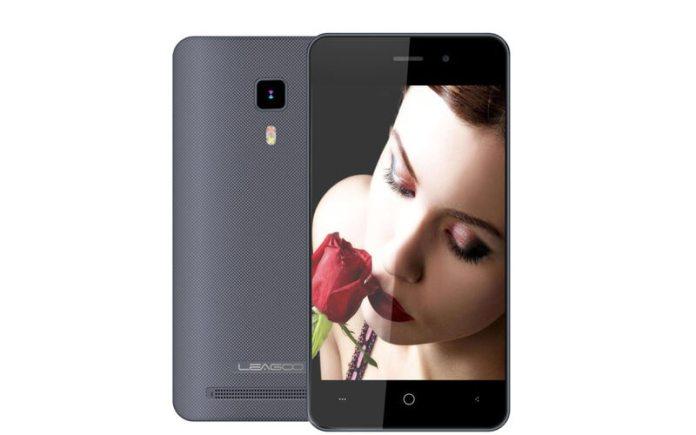 Leagoo Z1C, o smartphone por menos de 30€