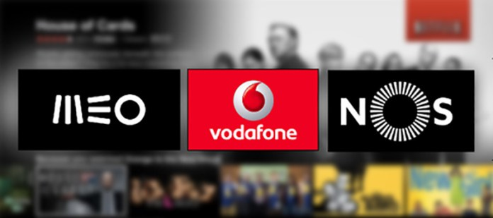 MEO Vodafone NOS Operadoras ANACOM