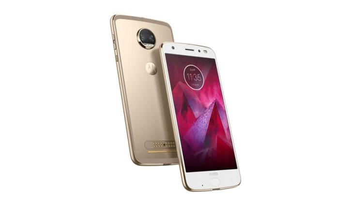 Motorola Moto Z2 Force Edition anunciado oficialmente! Este promete!