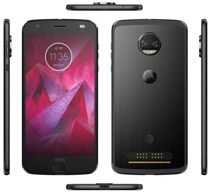 Motorola Moto Z2 Force Verizon