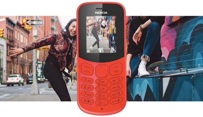 Telemóvel Nokia 105 Nokia 130