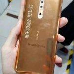 Smartphone Android Nokia 5 Portugal Nokia 8 Smartphone Dourado