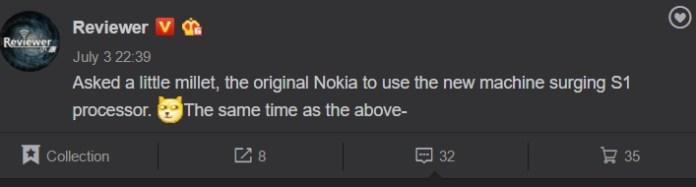 Nokia e Xiaomi