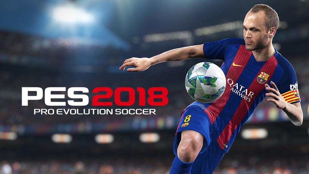 PES 2018: versão BETA do game estará disponível na próxima semana
