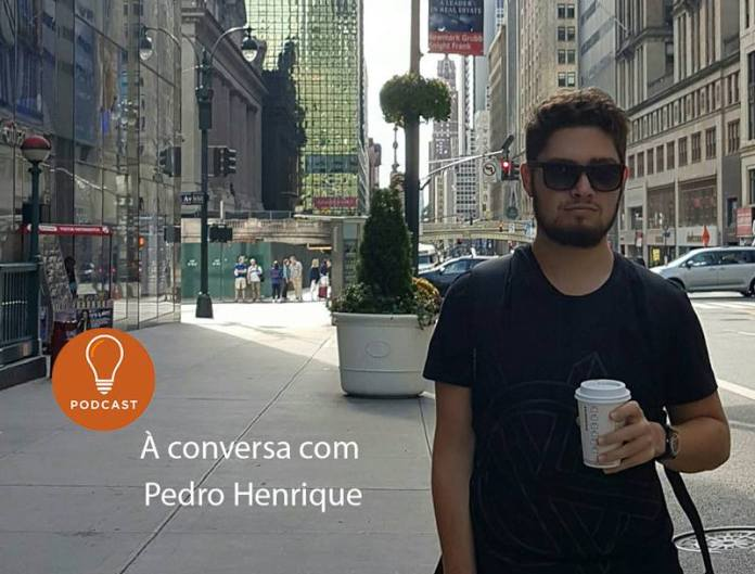"Podcast: À conversa com Pedro Henrique: A mente do ""Analista 4gnews"""
