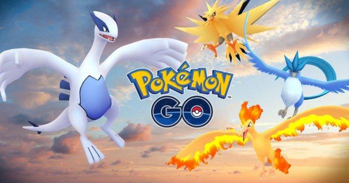 Niantic Pokémon Go: Já está disponível o novo lendário Pokémon