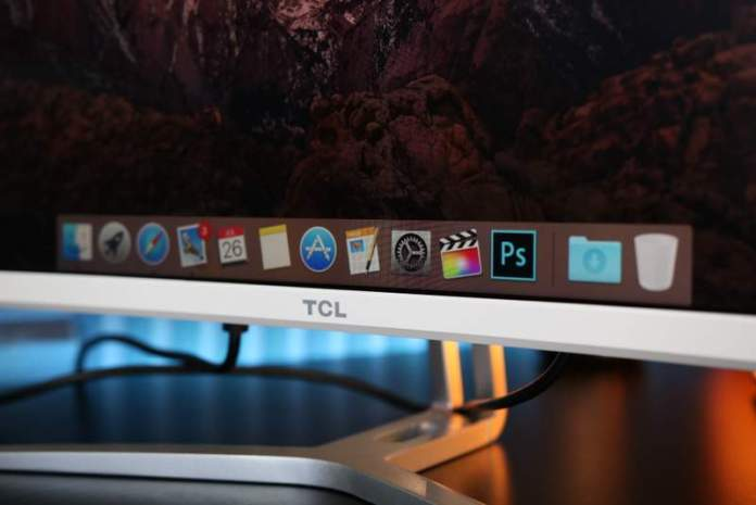 TCL T32M6C- Análise - Monitor Curvo