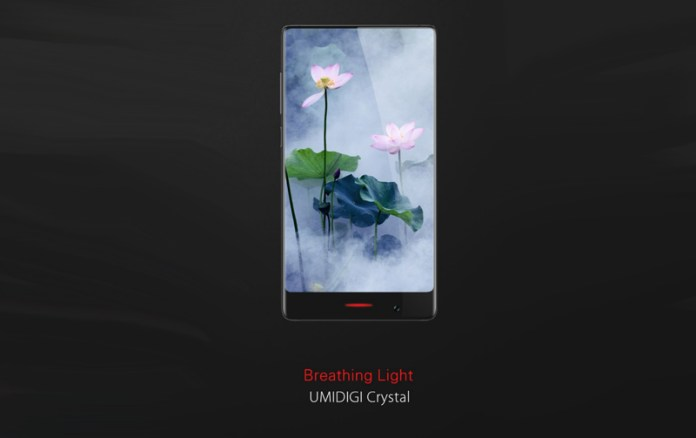 Umidigi Crystal ainda não foi esquecido. Smartphone chegará em breve