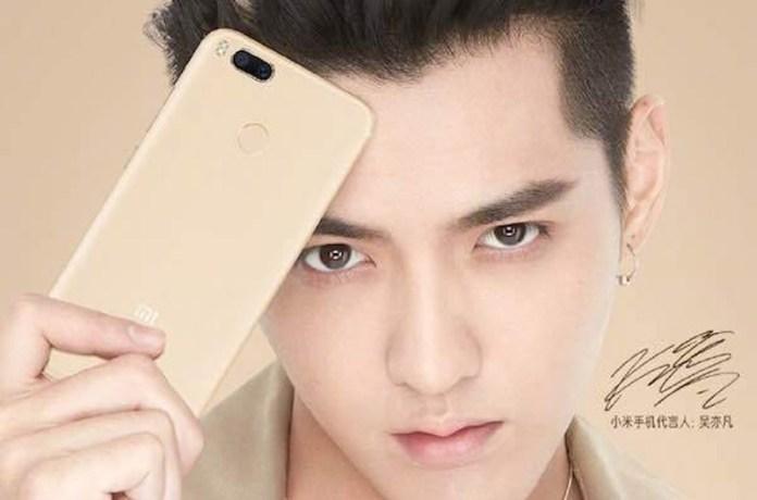 Este será o Xiaomi Mi 5X MIUI 9