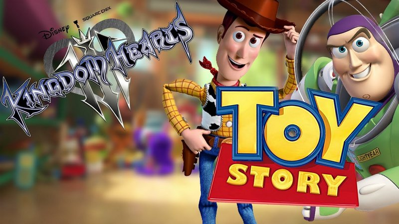Kingdom Hearts III: mundo de Toy Story estará presente no game; assista