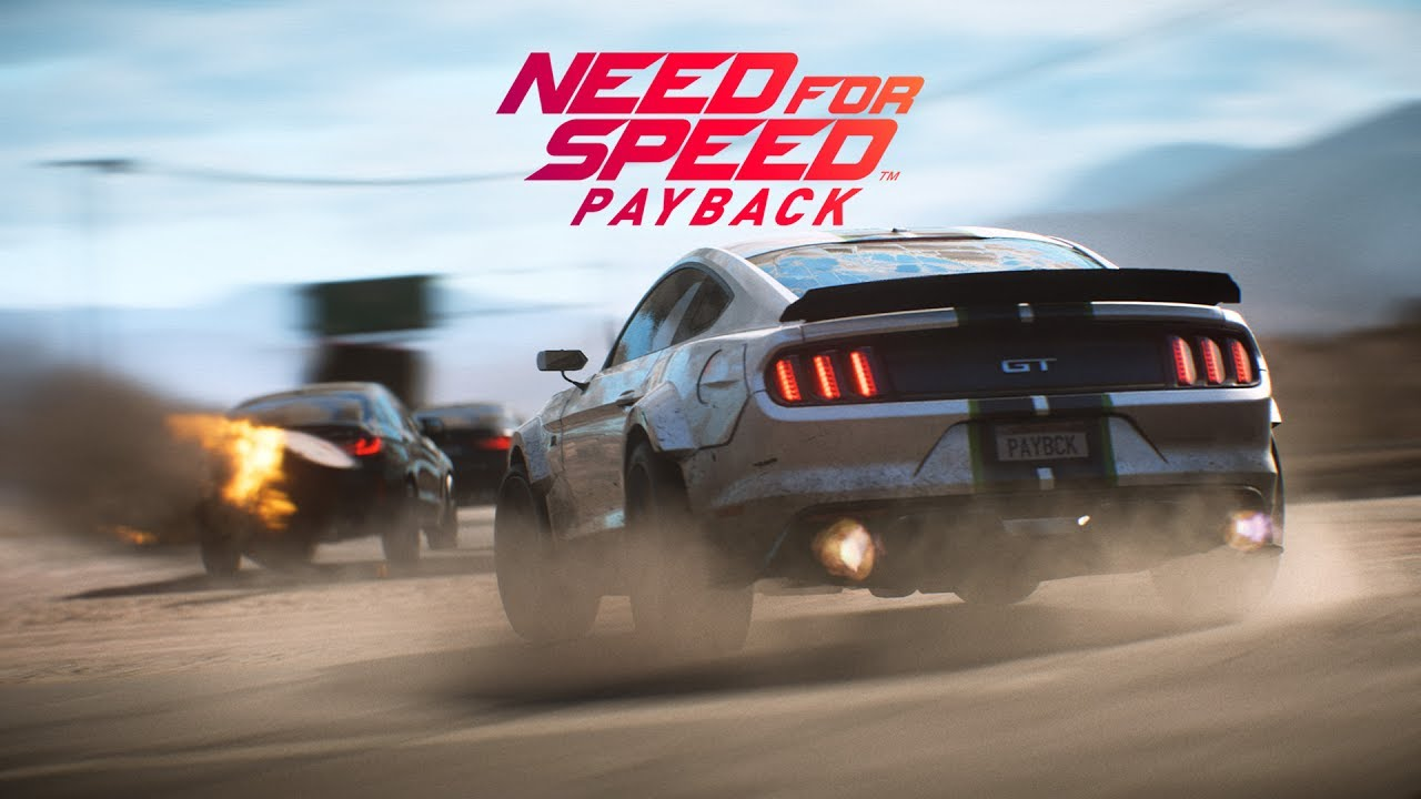 Payback recebe novo trailer — Need for Speed