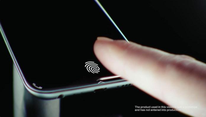 Novo leitor biométrico da Qualcomm