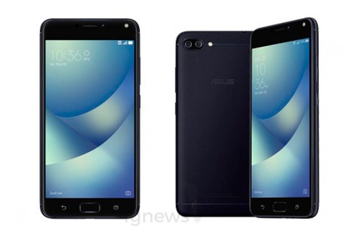 Asus Zenfone 4 ZE554KL ASUS ZenFone 4 ASUS ZenFone 4 Max ASUS ZenFone 4 Selfie Pro