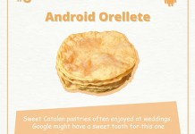 Android Oreollete Android 8.0 Oreo