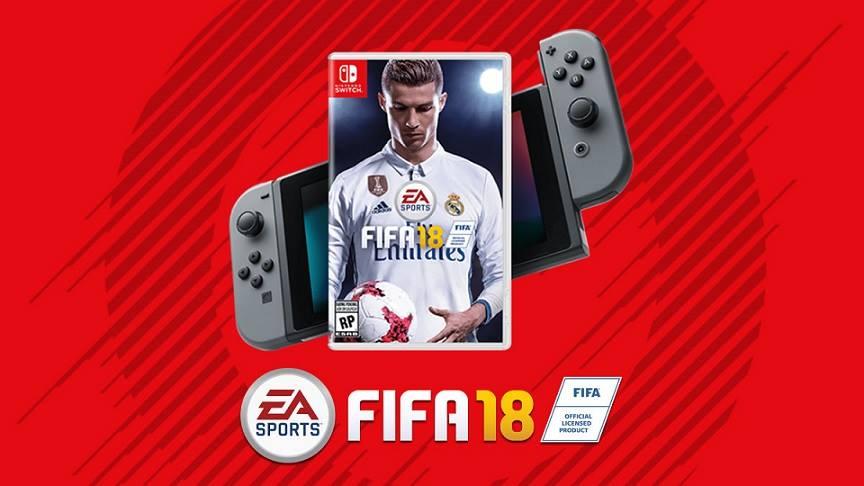Podem vir a ser lançados mais jogos para a Switch — EA