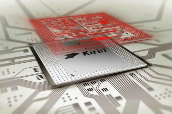 Huawei Kirin 710 Snapdragon 710