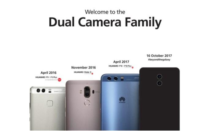 Huawei Mate 10 Pro é cada vez mais uma realidade