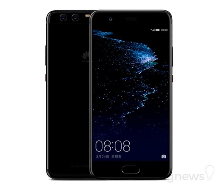 Huawei P10 Plus smartphone