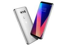 LG V30 smartphone testes de durabilidade