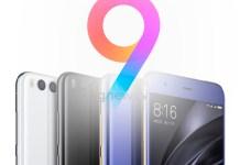 Android Oreo Xiaomi Mi 6 Xiaomi Mi 7 Android reconhecimento facial MIUI 9 Xiaomi Mi 6 4gnews