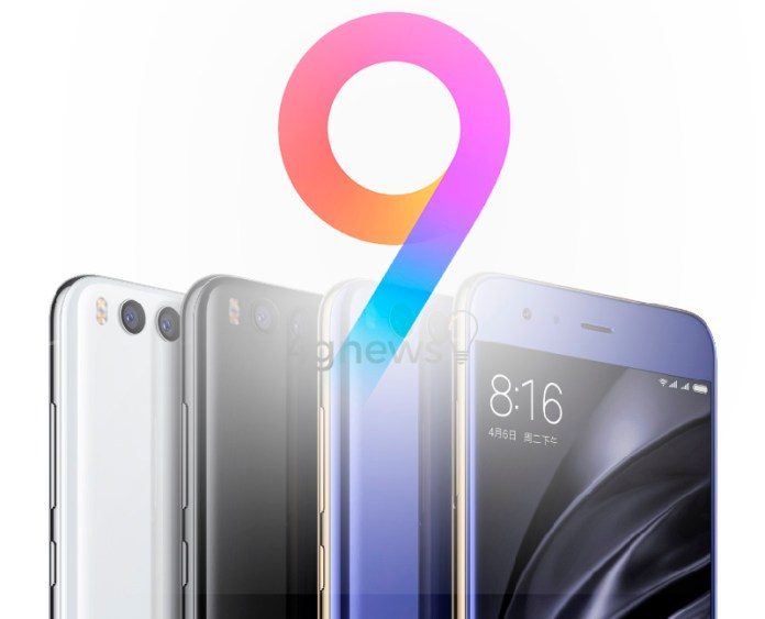 MIUI 9 Xiaomi 4gnews