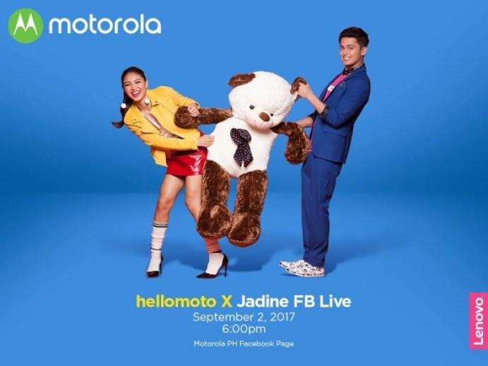 Motorola Moto X4 Smartphone