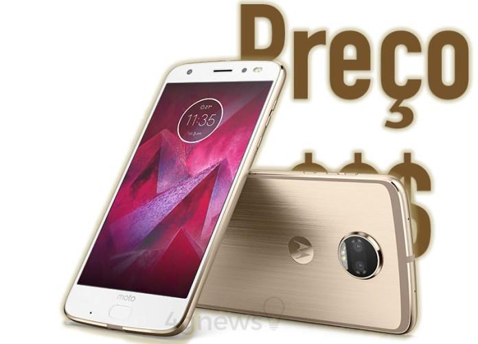 Motorola Moto Z2 Force preço