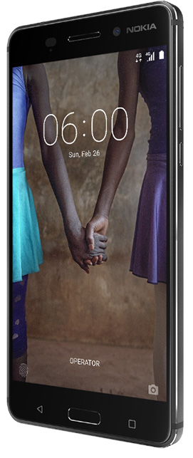 Smartphone Android Nokia 6 Portugal