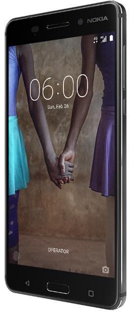 Smartphone Android Nokia 6 Portugal atualização