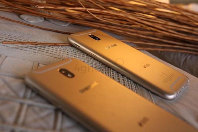 Samsung Galaxy J4 e Galaxy J6