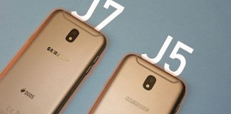 Samsung Galaxy J5 (2017) Samsung Galaxy J7 (2017) 4gnews Review Análise Smartphone