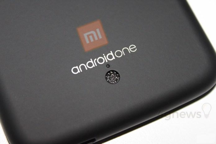 smartphones Xiaomi Android One Google