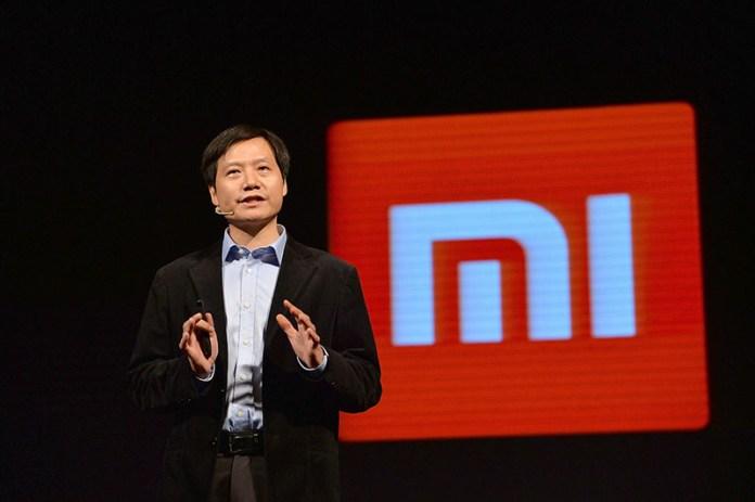 smartphone segredo Lei Jun Xiaomi Mi Store