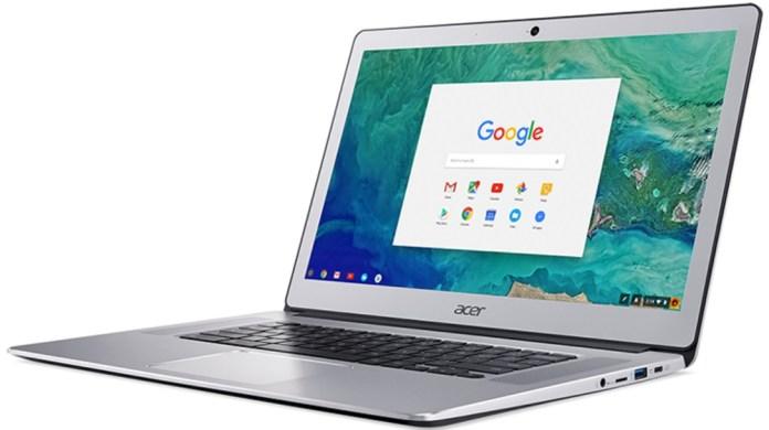 Google Chromebooks Meltdown