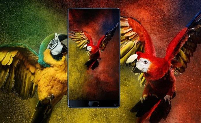 Elephone compara o Elephone S8 ao Xiaomi Mi Mix