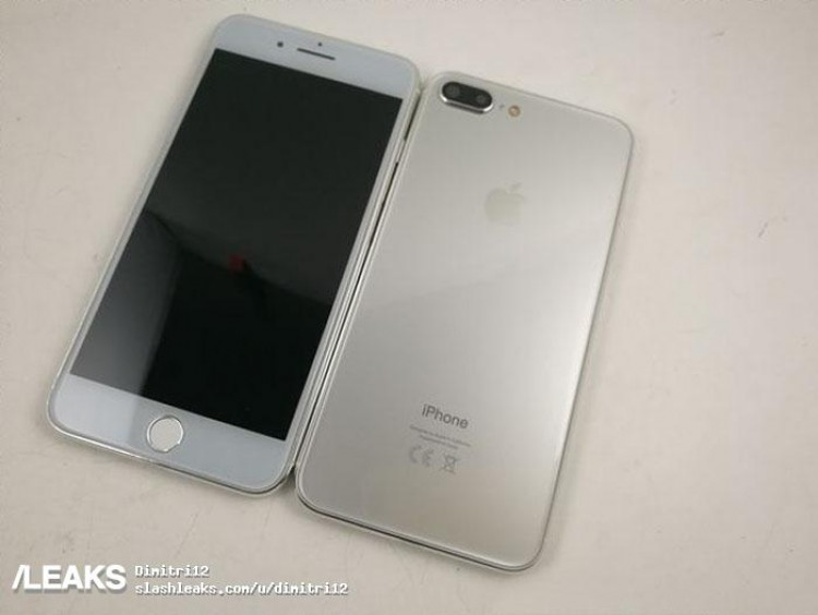Rumor: Imagens do novo iPhone 7S Plus vazam na web