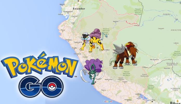 Pokémon Go: Raikou, Entei e Suicune já disponíveis