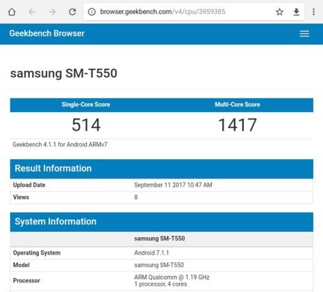 Android Nougat Samsung Galaxy J5 2016