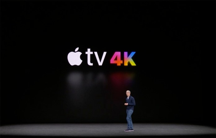 Apple TV 4k 4gnews