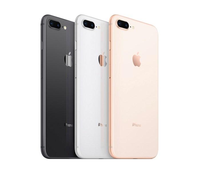 Apple iPhone 8 Apple iPhone 8 Plus NOS