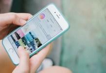 Instagram Facebook Smartphone