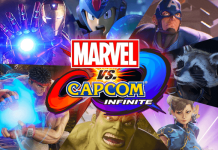 Marvel vs. Camcom Infinte novo DLC
