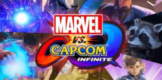 Marvel vs. Camcom Infinte novo DLC