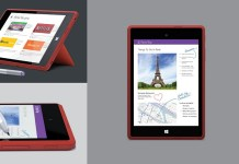 Microsoft Surface Mini Windows