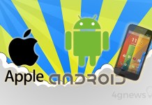 Motorola Moto G Apple iPhone 6 Android